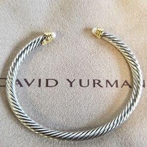 Authentic David Yuman cable bracecet